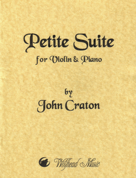 Petite Suite for Violin and Piano