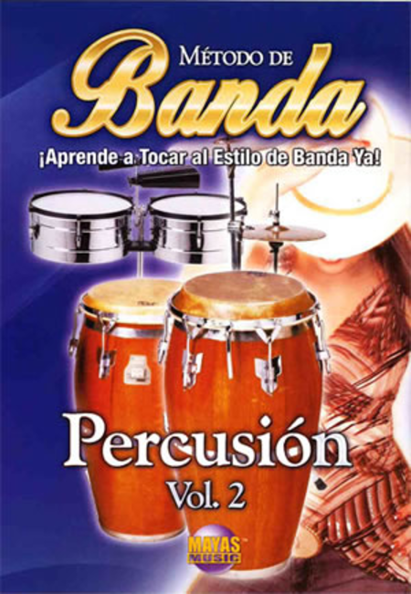 Banda - Percusion, Vol. 2 DVD