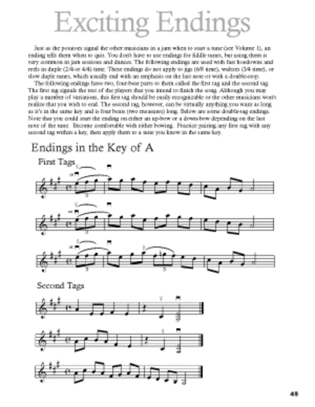 The American Fiddle Method, Volume 2