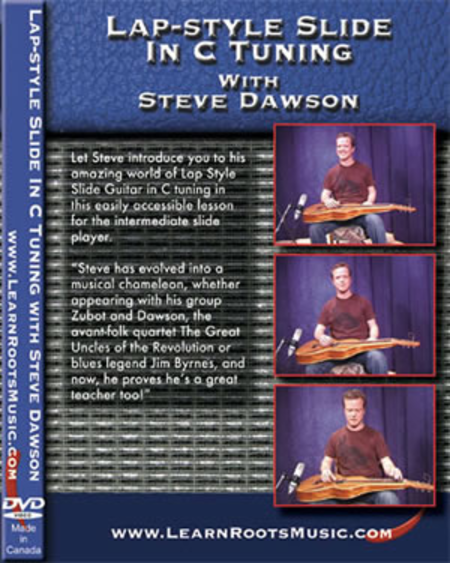 Lap-Style Slide in C Tuning With Steve Dawson
