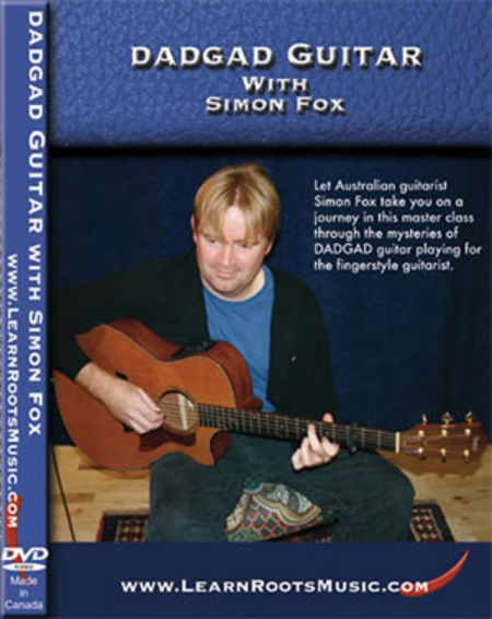 Dadgad Guitar With Simon Fox DVD