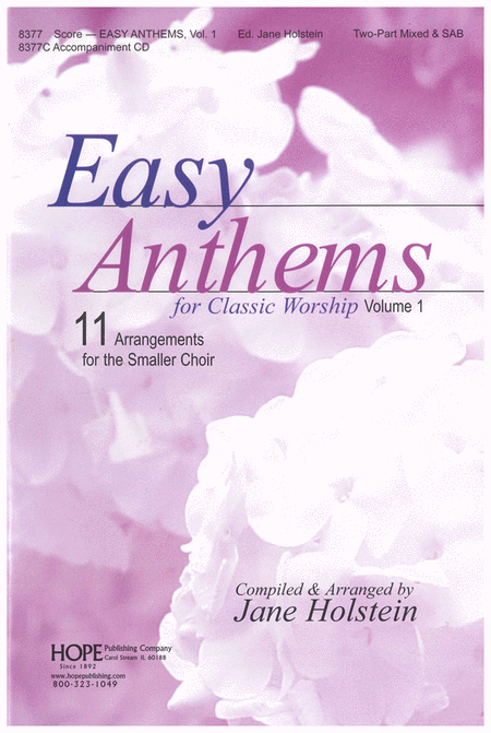 Easy Anthems, Vol. 1