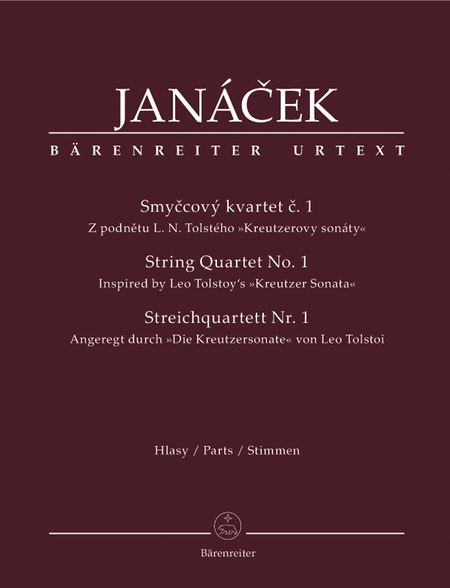 String Quartet, No. 1