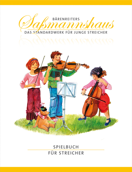 Spielbuch for Strings and Winds