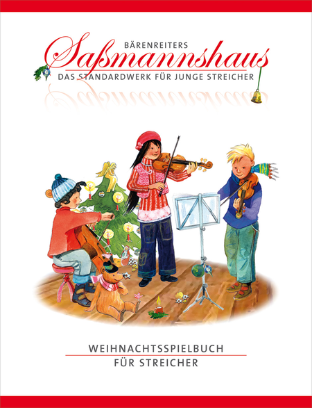 Weihnachtsspielbuch for Strings and Winds