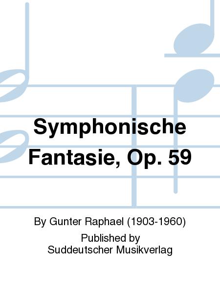 Symphonische Fantasie, Op. 59