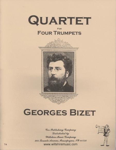 Quartet for Four Trumpets
