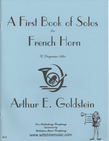 A First Book of Solos for French Horn