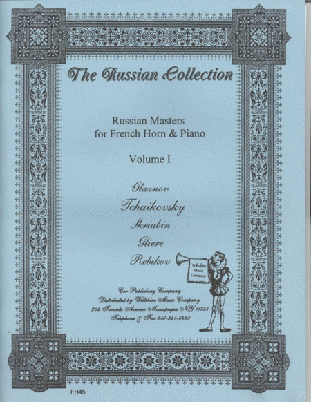 The Russian Collection - Volume I