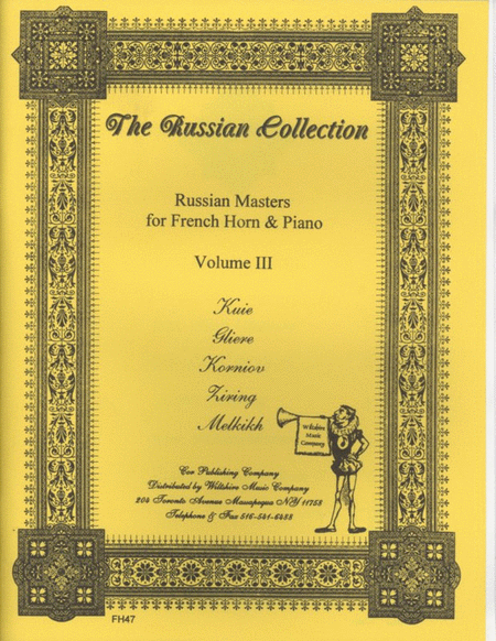 The Russian Collection - Volume II