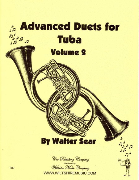 Advanced Duets for Tuba, Volume 2