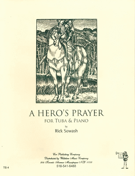 A Hero's Prayer