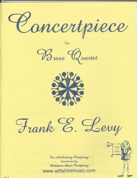 Concertpiece for Brass Quartet