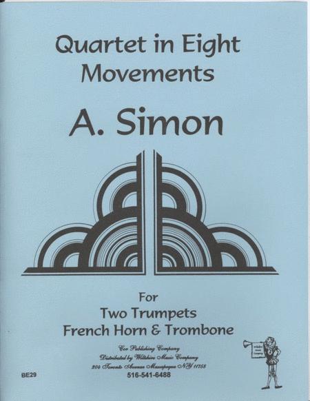 Quartet in Eight Movements, Op. 26