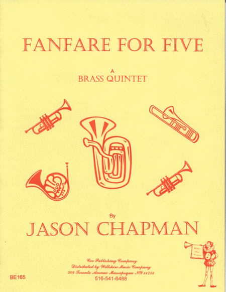 Fanfare for Five