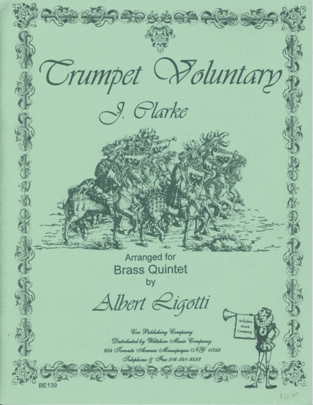Trumpet Voluntary in D Major