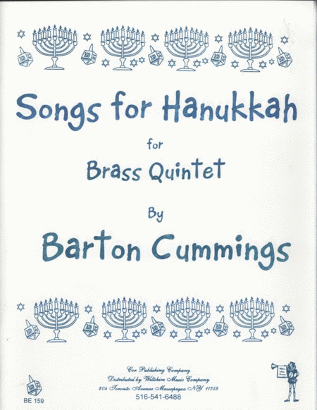 Songs of Hanukkah