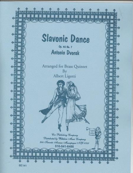 Slavonic Dance Op. 46, No. 7