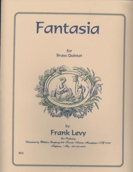 Fantasia for Brass Quintet and Timpani