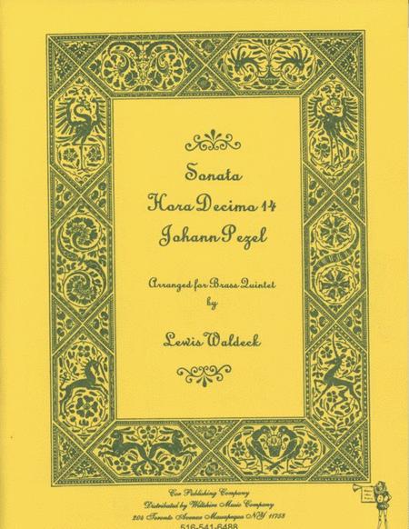 Sonata Hora Decima No. 14