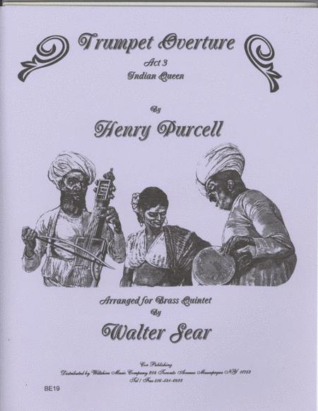 Trumpet Overature, Act III,