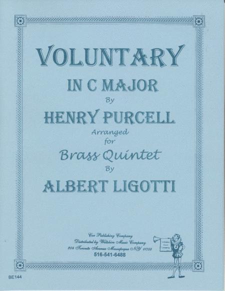 Voluntary in C Major