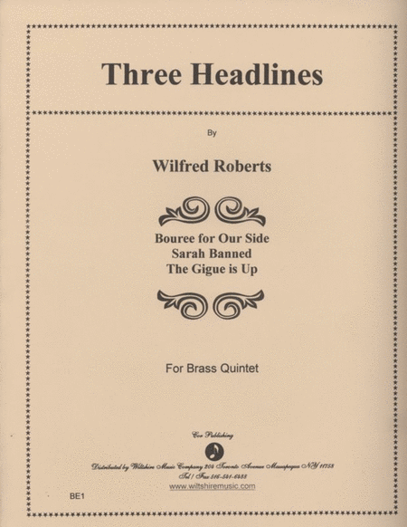 Three Headlines