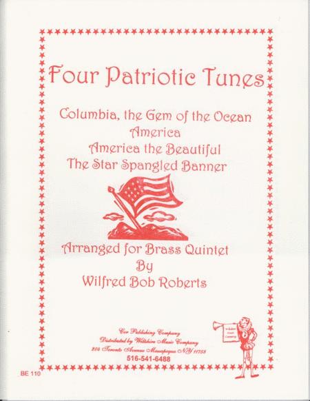 Four Patriotic Tunes