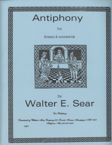 Antiphony for Brasses & Woodwinds