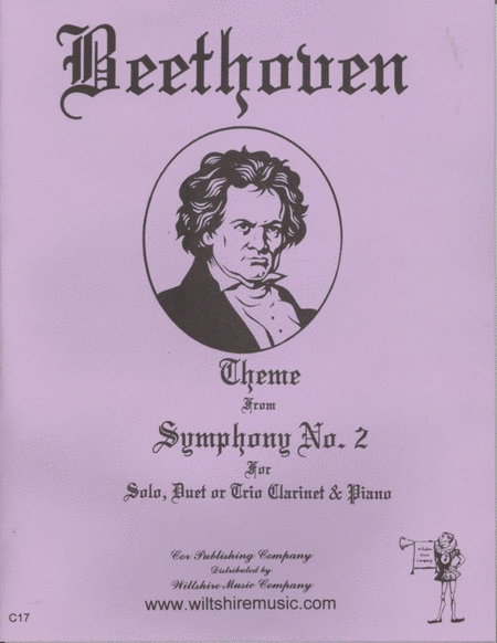 Theme from Symphony #2