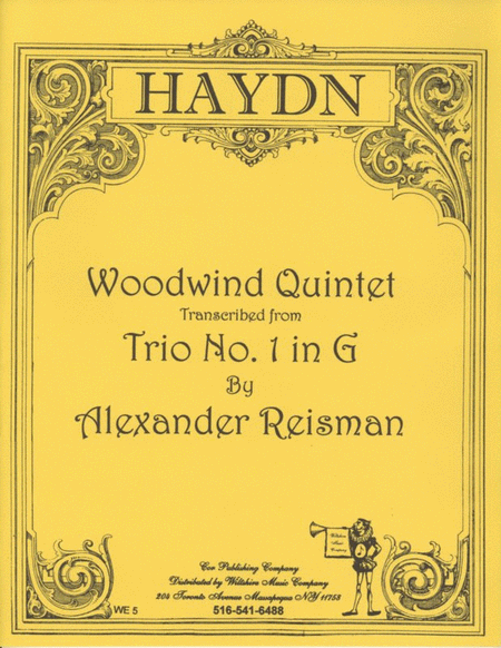Quintet for Winds from