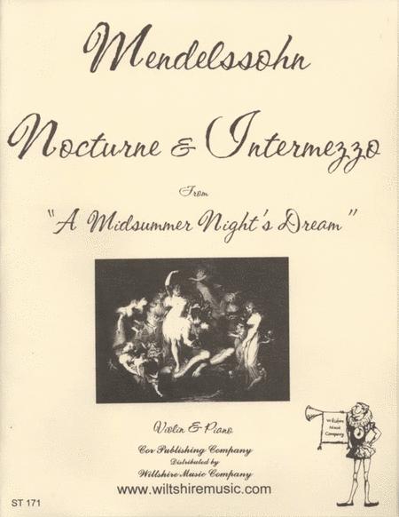Nocturne & Intermezzo from