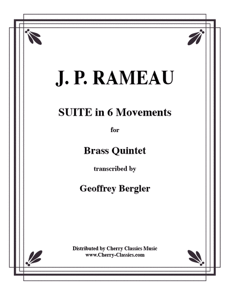 Suite in 6 Movements