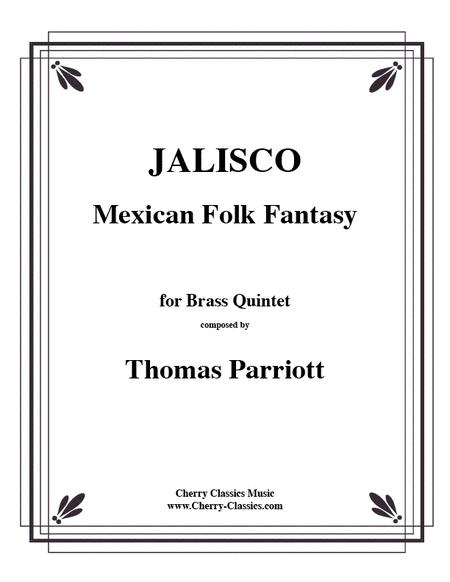 Jalisco Mexican Folk Fantasy