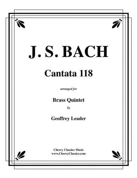 Cantata 118