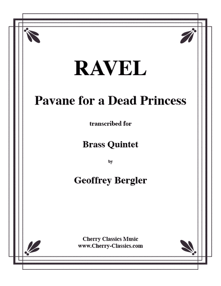 Pavane for a Dead Princess