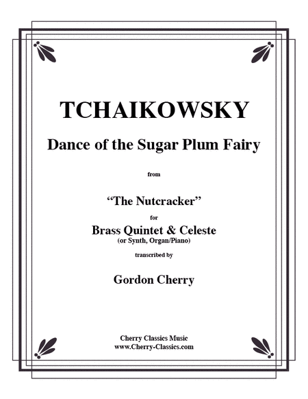 Dance of the Sugar Plum Fairy from the Nutcracker