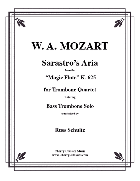 Sarastro's Aria from Magic Flute
