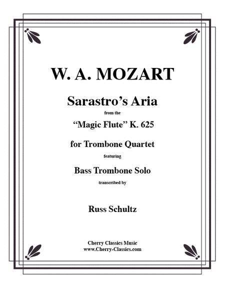 Sarastro's Aria from Magic Flute