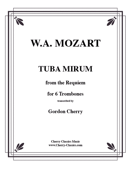 Tuba Mirum from Requiem