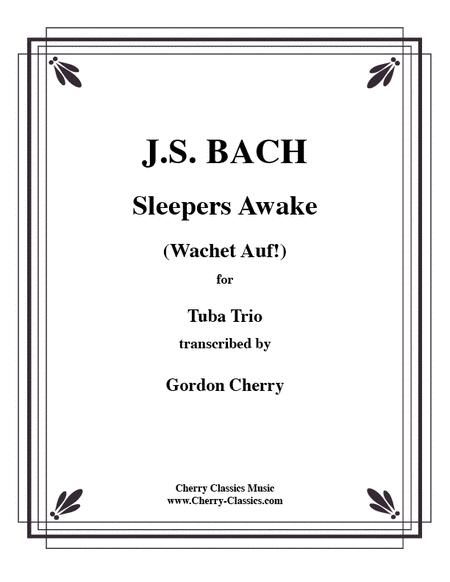 Sleepers Awake (Wachet Auf)