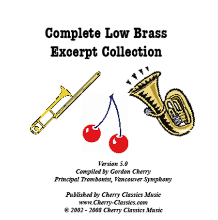 Complete Low Brass Collection