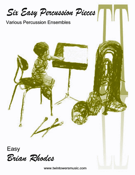 Six Easy Percussion Pieces
