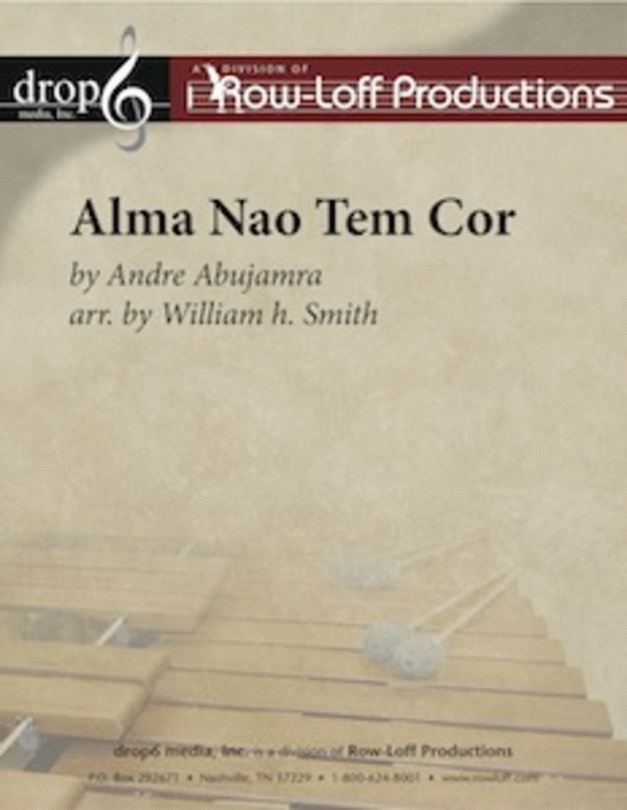 Alma Nao Tem Cor