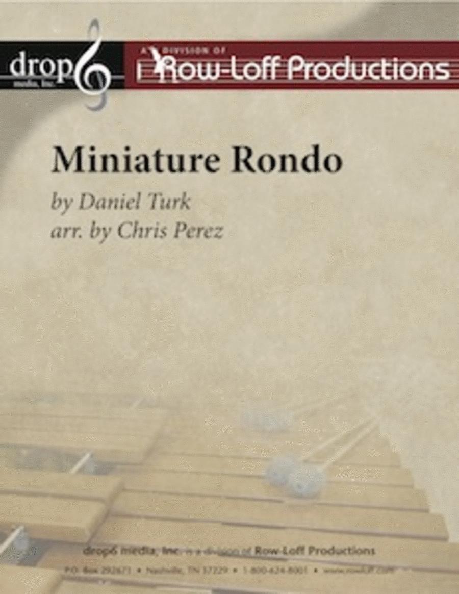 Miniature Rondo