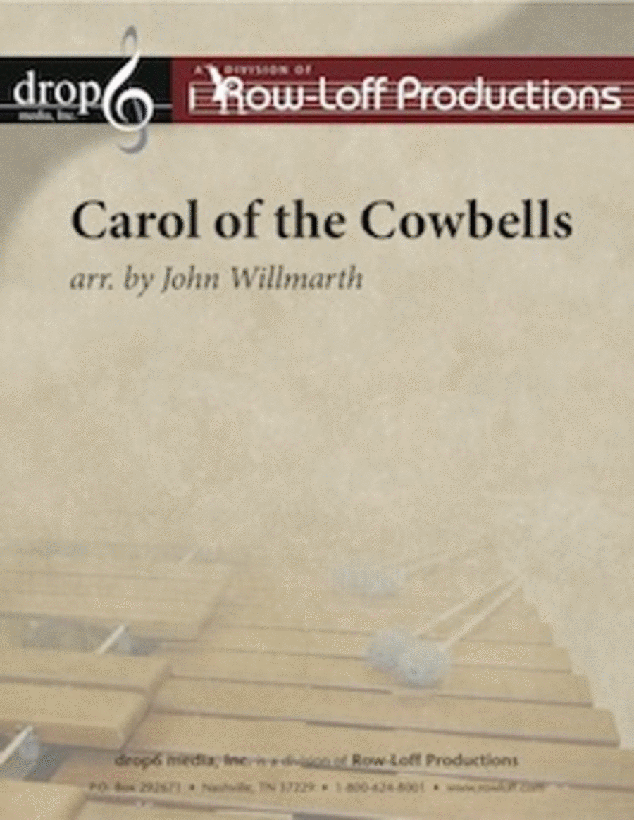 Carol of the Cowbells