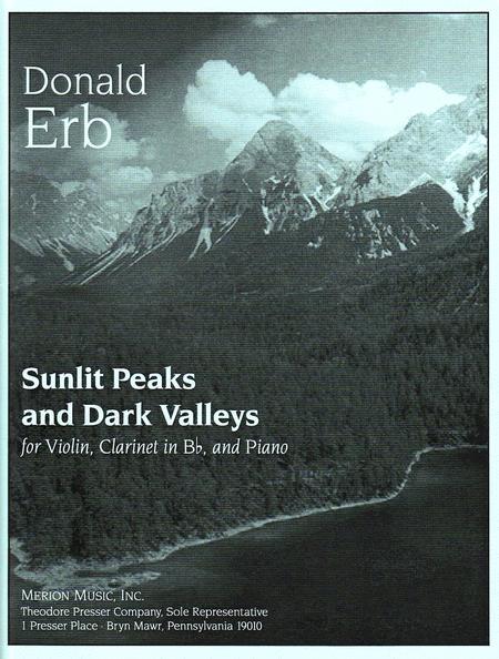 Sunlit Peaks and Dark Valleys