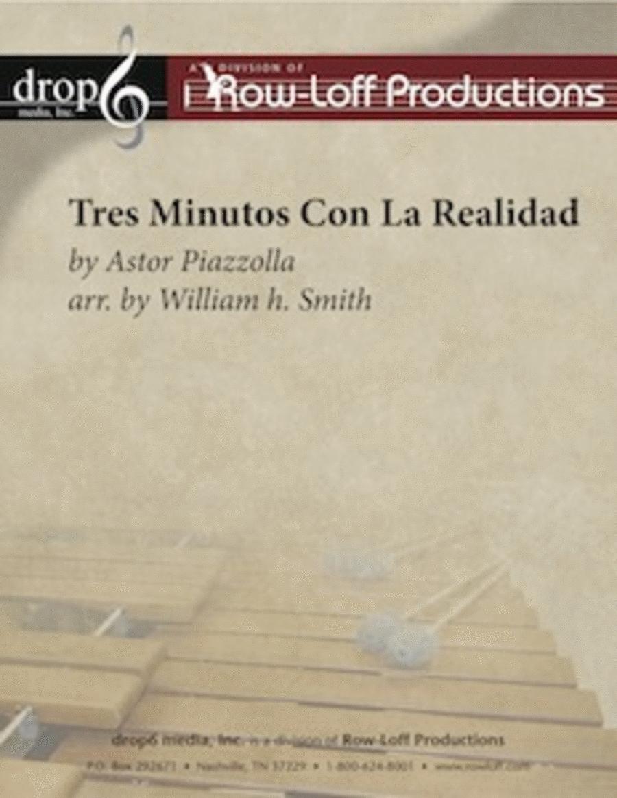Tres Minutos Con La Realidad