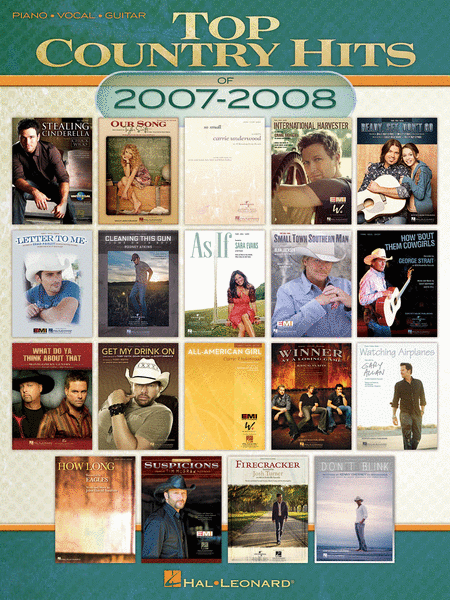 Top Country Hits of 2007-2008