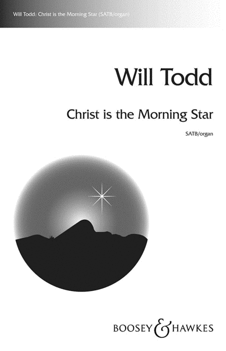 Christ Is the Morning Star